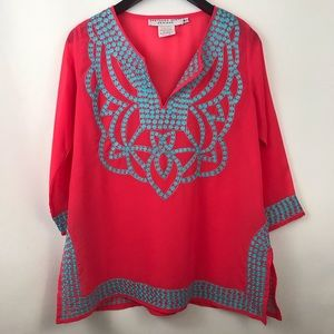 Gretchen Scott Designs Tunic